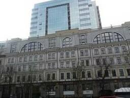 Центр Киева аренда офиса без комиссии в БЦ класса А метраж