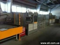 Центр распила и обработки ПВХ профиля Schirmer BAZ 100-G 6/T