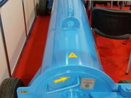 Центрифуга для стирки ковров длина 3,2 м в наличии на складе
