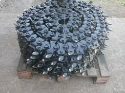 Цепь баровая землеройная L-2, 8m, H-140mm Урал-33.