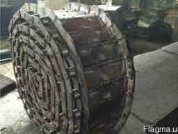 Цепь тяговая пластинчатая М112-2-100-1