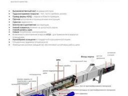 Цепной транспортер (редлер) для зерна фирмы АРАЙ
