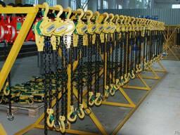 Важільні талі купити в Києві 0,75-6 тонн 3-20м