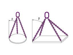 Цепные стропы 3-4СЦ (G-100)