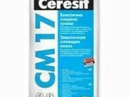Ceresit CM 17 (Церезит СМ 17) Эластичная клеящая смесь
