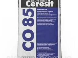 Ceresit CO 85 добавка со звукоизоляционным эффектом 25 кг