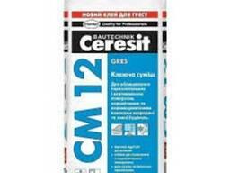 Ceresit СМ 12 Gres Клеящая смесь для керамогранита 25 кг
