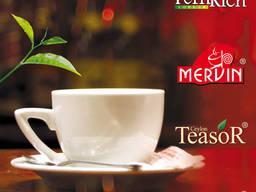 """Цейлонський чай торговой марки """"Fem Rich""""."""