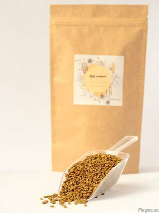 Чаман (шамбала, пажитник, фенугрек) зерно