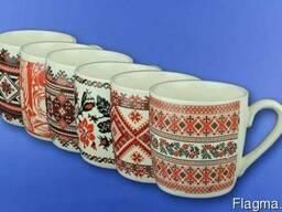 Чашки от украинского производителя