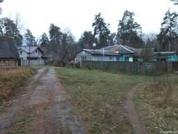 Часть дома - 3-хкомнатная квартира. пгт.Ворзел. Сосновый лес