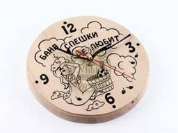 Часы для бани и сауны. Часы в баню настенные купить