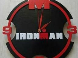 Часы настенные Ironman (дизайн)