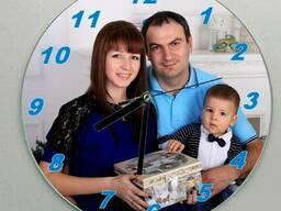 Часы с фотографией -лучший подарок!