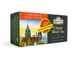 Чай Ahmad Classic Black Tea, черный, пакетики, 80 г