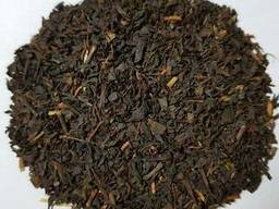 Чай байховый весовой мелкий лист