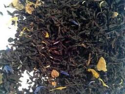 Чай черный с бергамотом, Цейлон