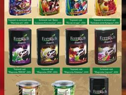 Чай FemRich London Tea Цейлон