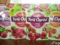 Чай фруктовый в пакетиках Twoj Ogrod – 40 шт.