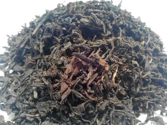 Чай Индия, Черный Крупный лист (весовой) АССАМ