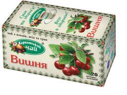 Чай Карпатский Вишня 20 экспресс-пакетиков