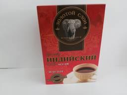 Новая торговая марка Индийского чая Золотой Слон.