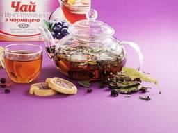 Чай с черникой для HoReCa
