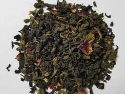 Чай Венецианская ночь весовой смесь зеленого и черного чая - фото 1