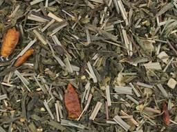 Чай зеленый для очистки организма Тонкая фигура, 100гр