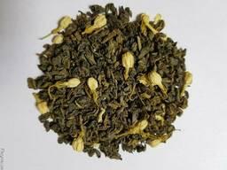 Чай зеленый с Жасмином весовой В.С. опт/розница