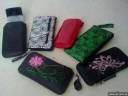 Чехлы для мобильных телефонов кожа