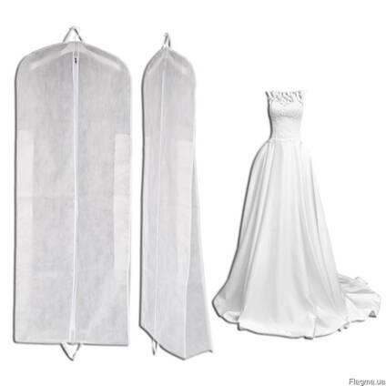 Чехлы для одежды , для свадебных вечерних платьев