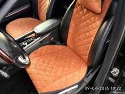 Чехлы для сидений автомобиля, авточехлы из Алькантары