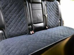 Чехлы на сиденья автомобилей задний комплект ( цвет в. ..