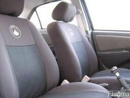 Чехлы на сидения автомобиля GEELY