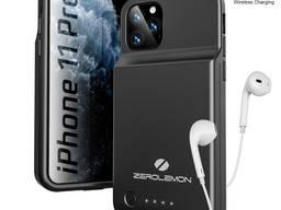 Чехол-аккумулятор ZeroLem 4000 mAh для iPhone X, XS, 11 Pro