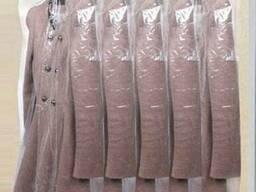 Чехол для упаковки вещей прозрачный 65*90*25 мкм, мин. цены