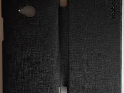Чехол-книжка для смартфона HTC One M7 801e (черный).