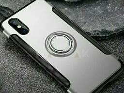Чехол на iphone 10 X с совместим с автомобильным держателем