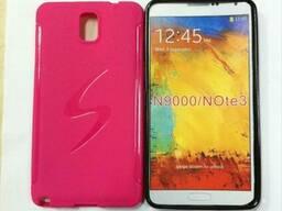 Чехол Samsung GT-N9000 Galaxy Note 3 s line tpu
