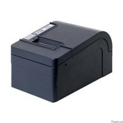 Чековый принтер 58 мм POS58 VC90, термопринтер чеков с ножом