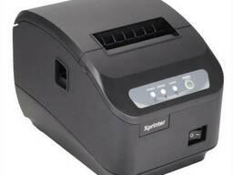 Чековый принтер с автообрезкой Xprinter XP-Q200II 80мм. ..