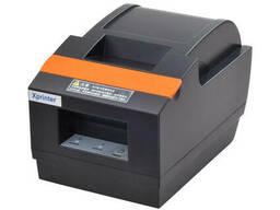 Чековый принтер Xprinter XP-Q90EC LAN интерфейс с. ..
