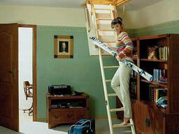 Чердачная лестница LWK Komfort 305 70*120