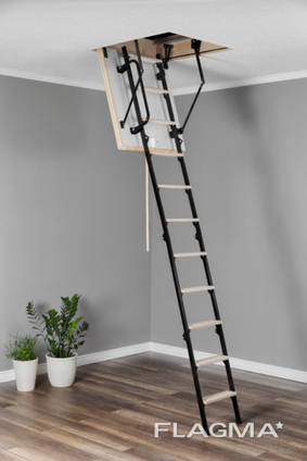 Чердачная лестница Oman Stallux Termo 120x60