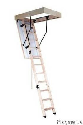 Чердачная лестница Oman Termo S 110х60