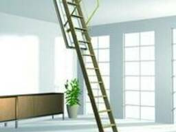 Чердачная лестница Termo 120*60 и 120*70