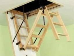 Чердачные лестницы Факро Fakro крым чердачные люки