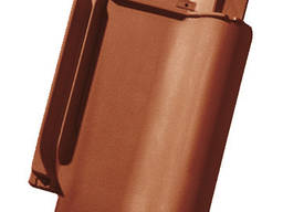 Черепица медно-коричневая Tondach