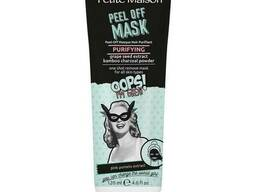 Черная очищающая маска-пленка для лица Petite Maison, 120 мл